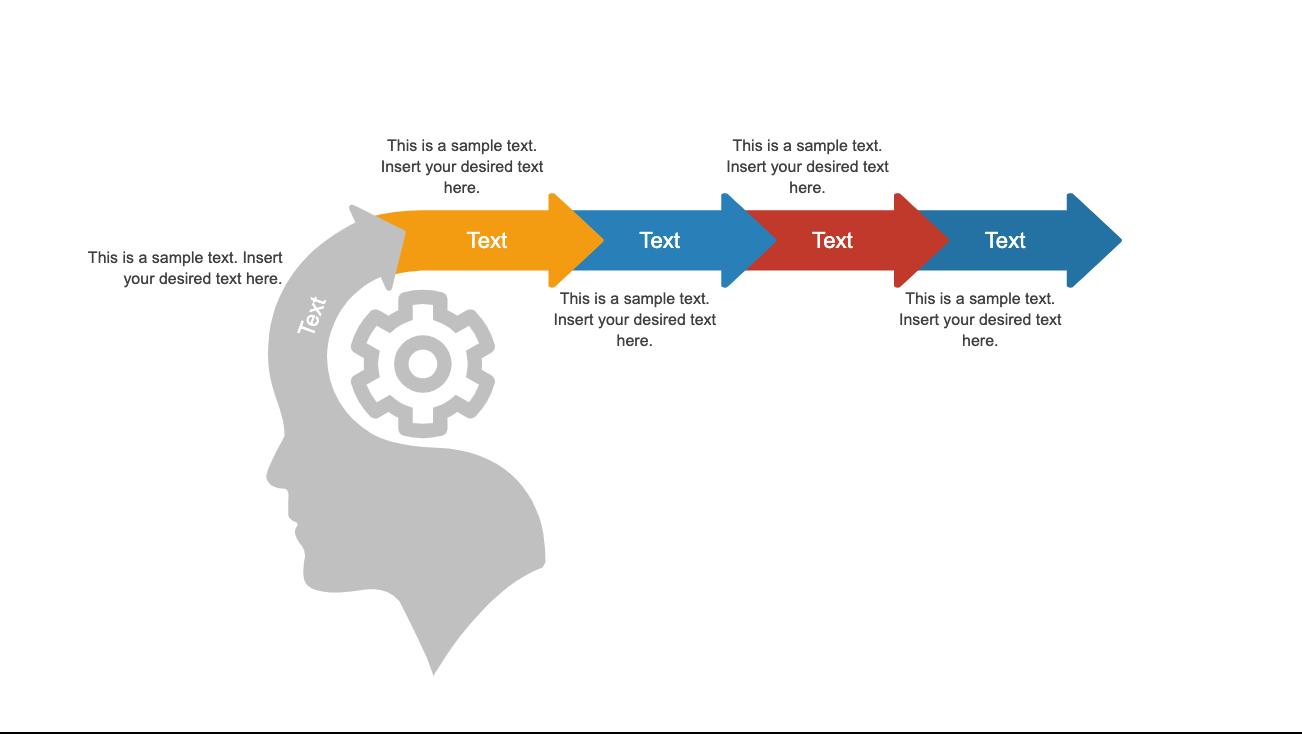Head Process Chevron Diagram